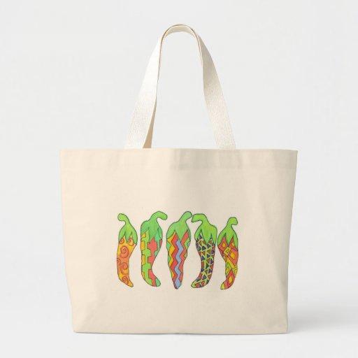 Chilis de incógnito bolsa