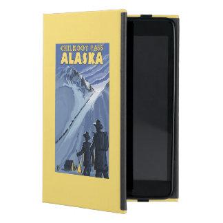 Chilkoot Pass, Alaska Gold Miners iPad Mini Cover