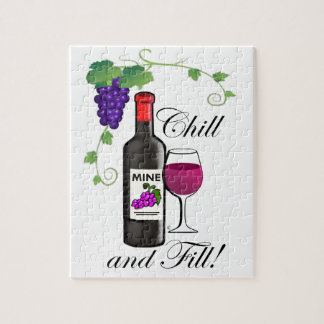 Chill and Fill Jigsaw Puzzles