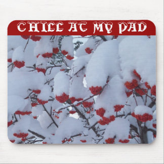 Chill at my pad mouse pad