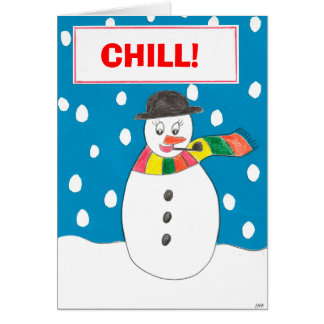 CHILL CARDS