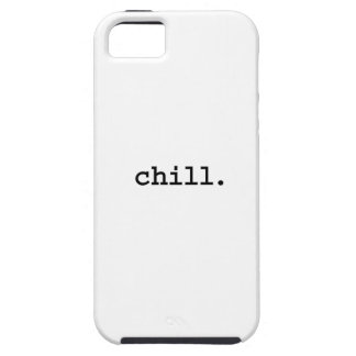 chill. iPhone 5 covers