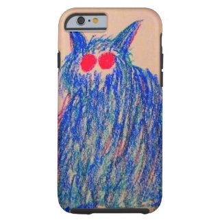 Chill Cat Tough iPhone 6 Case