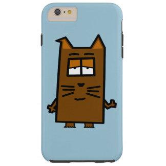 Chill Cat iPhone 6 Plus case