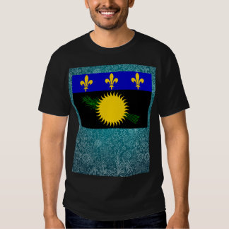 Chill Flag of Guadeloupe Shirts