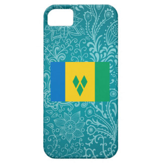 Chill Flag of Saint Vincent and the Grenadines iPhone 5 Cases