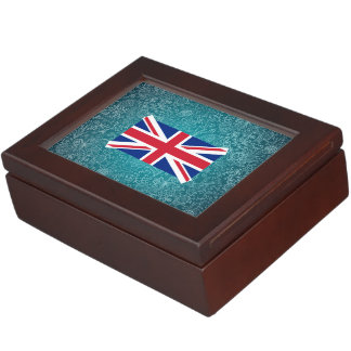 Chill Flag of United Kingdom Memory Boxes