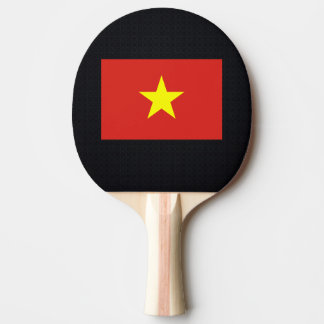 Chill Flag of Vietnam Ping-Pong Paddle