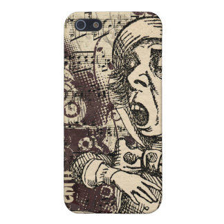 Chill - Funny Alice in Wonderland iPhone Case Cover For iPhone 5