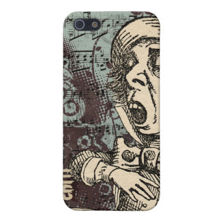 Chill - Funny Alice in Wonderland iPhone Case iPhone 5 Case
