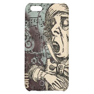 Chill - Funny Alice in Wonderland iPhone Case iPhone 5C Case