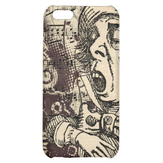 Chill - Funny Alice in Wonderland iPhone Case iPhone 5C Covers