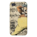 Chill - Funny Vintage Mad Man iPhone Case Cases For iPhone 4