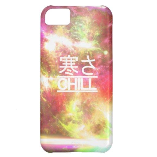 Chill Galaxy Nebula Stars iPhone 5C Covers