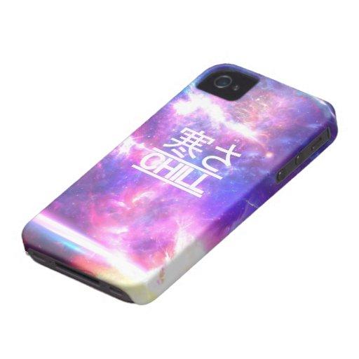 Chill Galaxy Nebula Stars iPhone 4 Case-Mate Cases