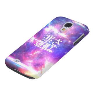 Chill Galaxy Nebula Stars Galaxy S4 Case
