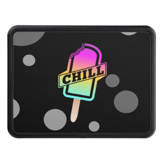Chill Ice Lolly Tow Hitch Cover