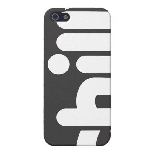 Chill Iphone Case Covers For iPhone 5