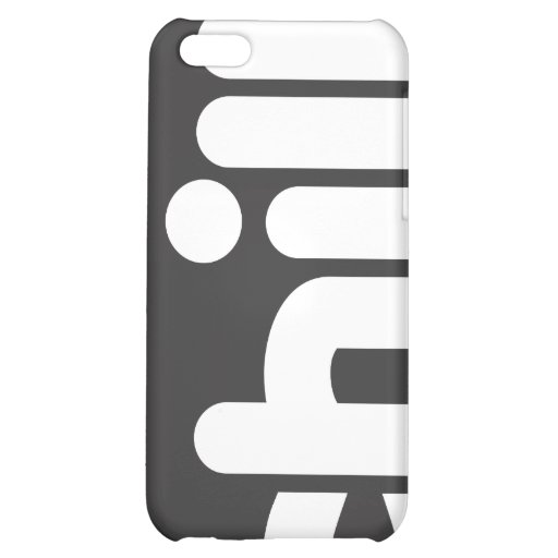 Chill Iphone Case iPhone 5C Case
