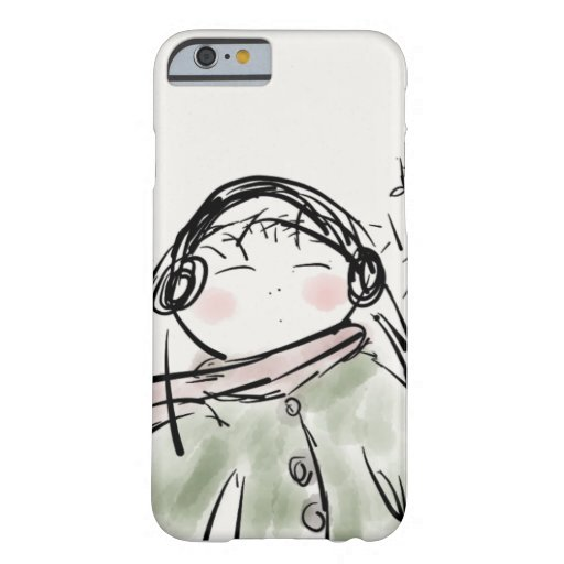 Chill Jill Barely There iPhone 6 Case