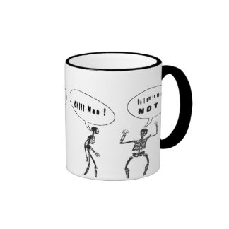 Chill Man Ringer Mug