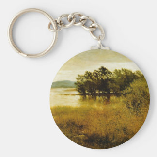 Chill October Keychain