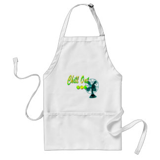Chill Out! Adult Apron