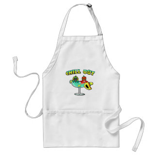 Chill Out Adult Apron