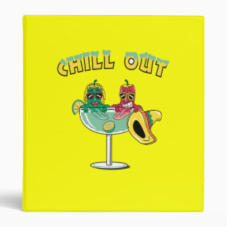 Chill Out Binder