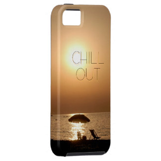 """""""Chill out"""" by mysteryella iPhone SE/5/5s Case"""