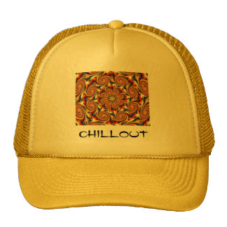 """Chill out cap """"CHILL """" Trucker Hat"""