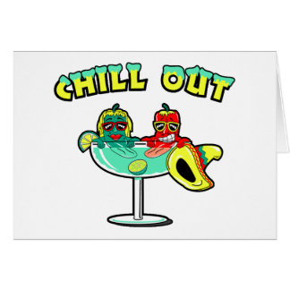 Chill Out Card