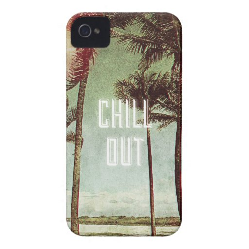 Chill Out iPhone 4 Case-Mate Case