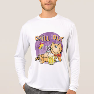 Chill Out Cat T-Shirt