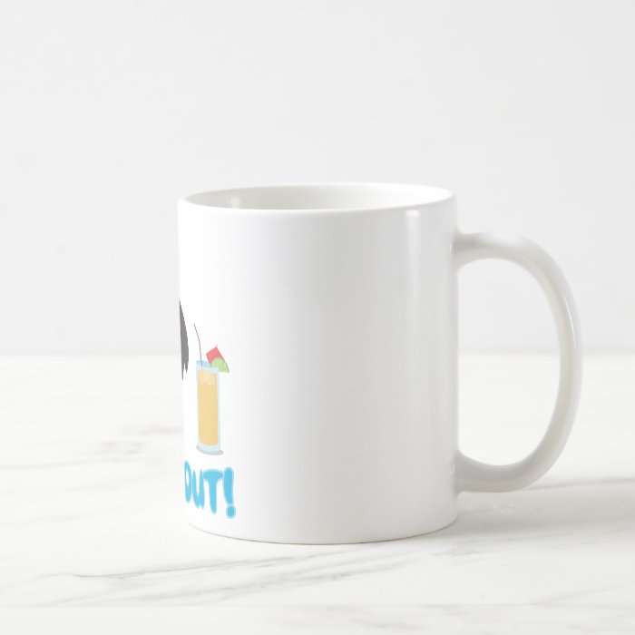 Chill Out Coffee Mug