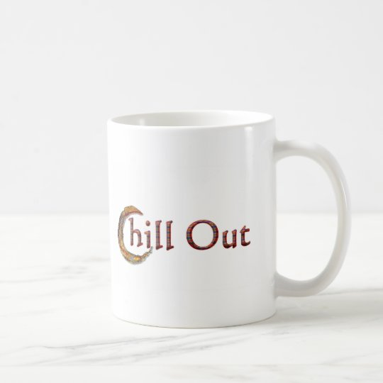 Chill-Out Coffee Mug
