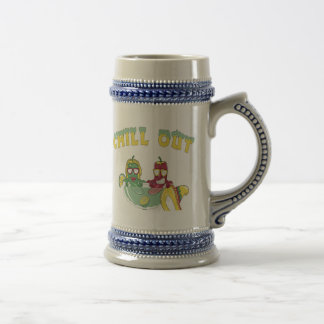 Chill Out  Custom Stein