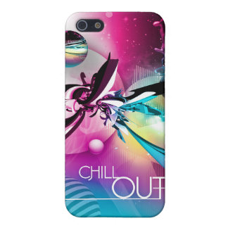 Chill Out iPhone 5/5S Cover