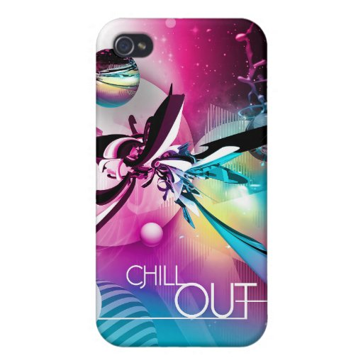 Chill Out iPhone 4 Cases