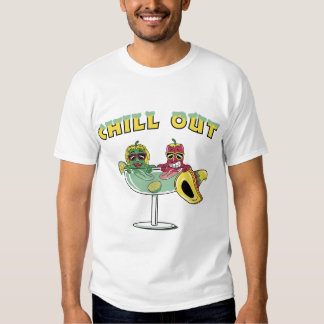 Chill Out Margarita T Shirts