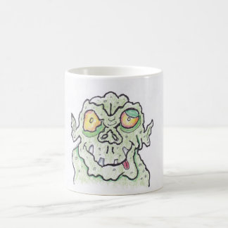 CHILL OUT MONSTER COFFEE MUG