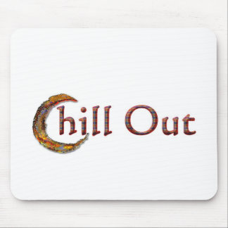 Chill-Out Mouse Pad