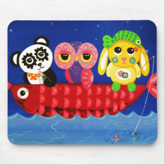 Chill Out Mouse Pad