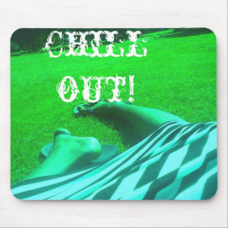 Chill out! Mouse pad