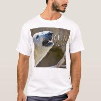 Chill out! polar bear T-Shirt