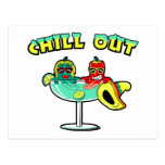 Chill Out Postcards