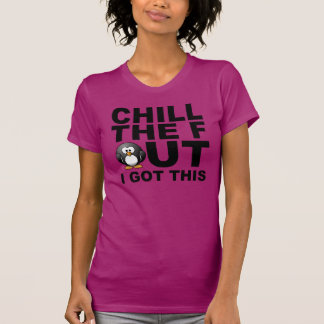 Chill out tee shirt