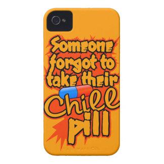 Chill Pill custom Blackberry Bold case