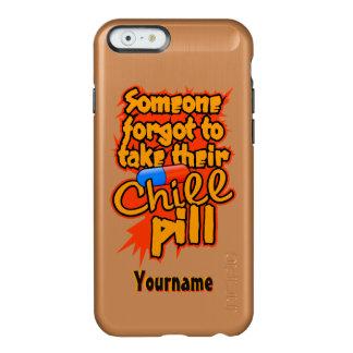 CHILL PILL custom cases Incipio Feather® Shine iPhone 6 Case