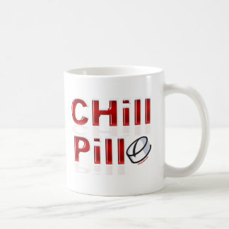 Chill Pill Funny PMS Coffee Mug